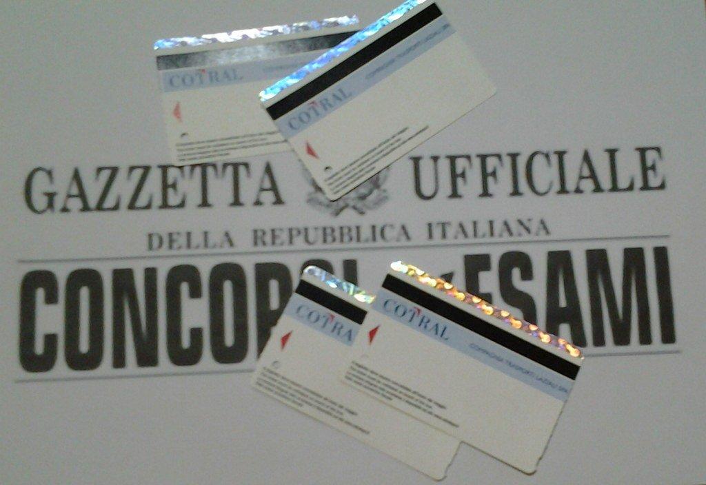Concorsi: pubblicati i Bandi in Gazzetta UFFICIALE