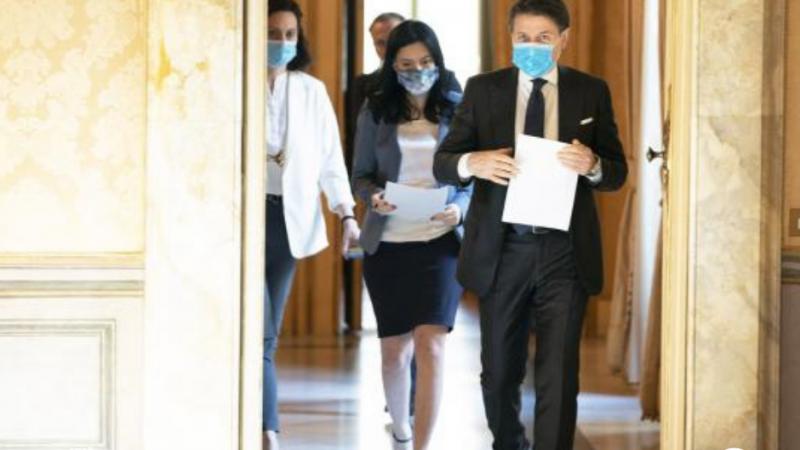 Prevista in data odierna riunione tra Conte , Azzolina  e capi delegazione
