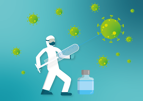 Coronavirus, un patentino per i vaccinati