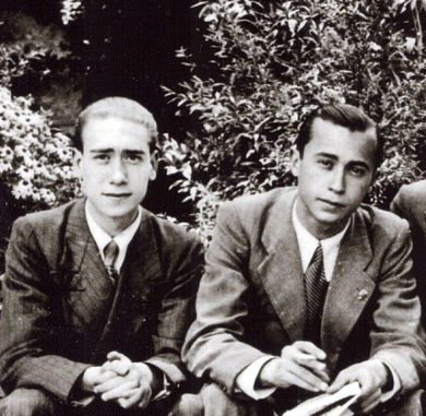 Leonardo Sciascia e Stefano Vilardo