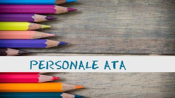 Inserimento/aggiornamento in graduatorie terza fascia ATA. Tutte le info utili e le possibili date.
