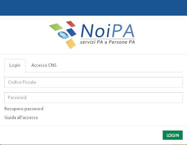NoiPa – Certificazione Unica CU 2021: ecco come scaricarla