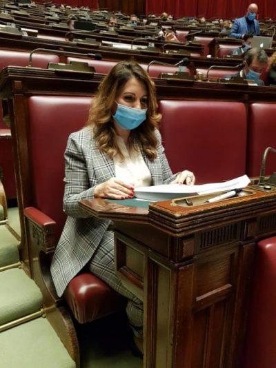 Due interrogazioni parlamentari dell'on. Rina De Lorenzo (Leu) su abilitazioni e concorso