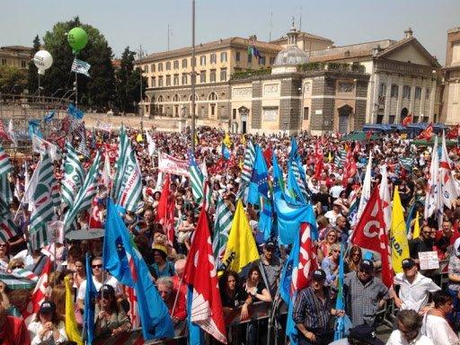 Riapertura scuole, tre giorni di presidi prima dello sciopero del 26 marzo