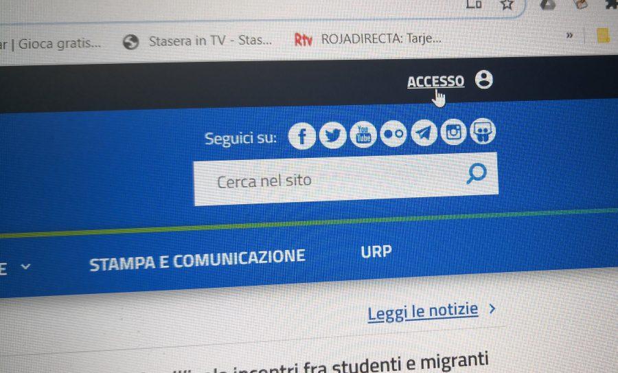 accesso istanze online