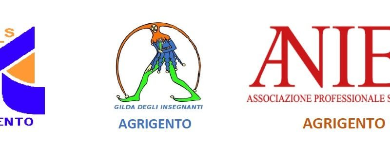 Organici docenti Agrigento: SNALS, GILDA e ANIEF dicono no ai tagli